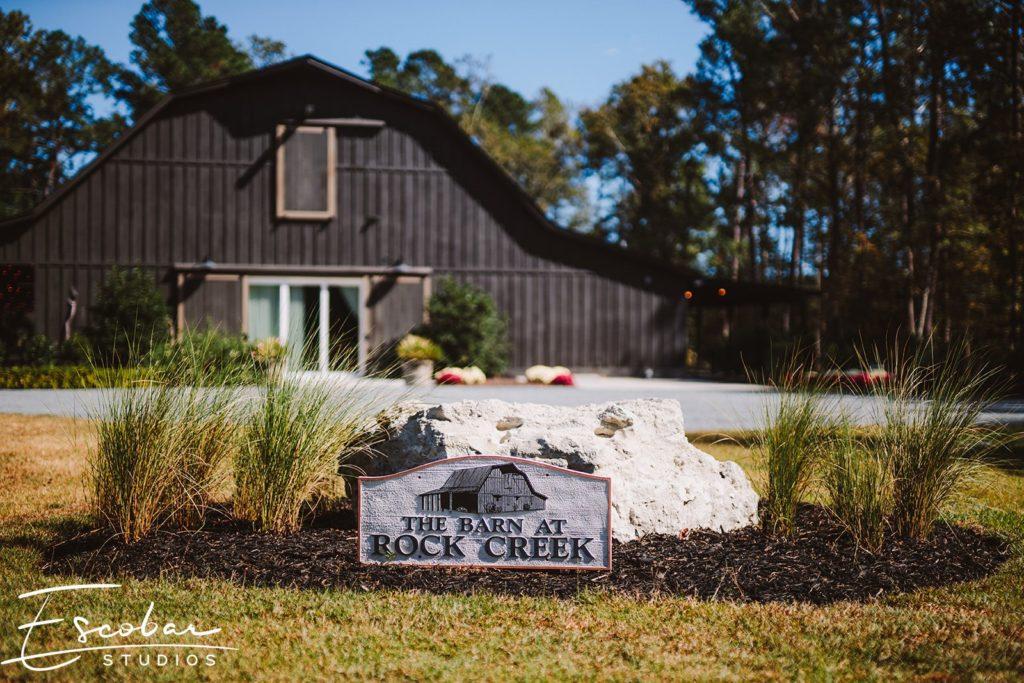 The Barn at Rock Creek